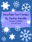 Fact Families Snowflake Theme