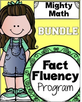 Fact Fluency Program Bundle