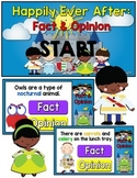Fact and Opinion Jeopardy-Style Game Show