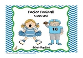 Factor Football