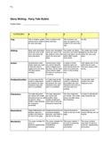 Fairy Tale Essay rubric