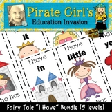 """Fairy Tale """"I Have...Who Has?"""" Bundle (5 levels)"""