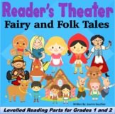 Fairy Tale Readers' Theater for Grades 1 and 2