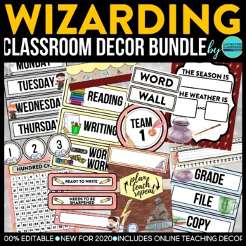 Fairy Tale Themed Classroom Kit ~ printables and more