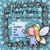 Fairy Tale Unit - 11 Page Student Journal COMPLETE UNIT