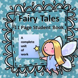 Fairy Tale Unit - 11 Page Student Journal COMPLETE UNIT