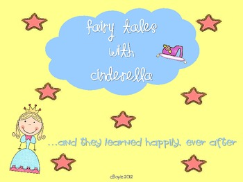 Fairy Tales with Cinderella