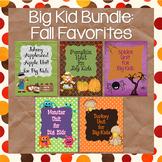 Appleseed, Pumpkins, Spiders, Monsters, Turkeys: Fall BUND
