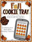 Fall Cookie Tray Activities