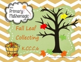 Fall Leaf Collecting Comparing Sets of up to Ten