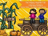 Fall Literacy Centers-The Happy Hayride