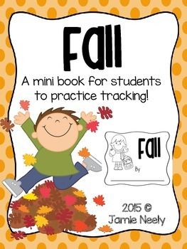 Fall Mini Book