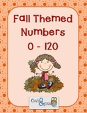 Fall Numbers 0 to 120