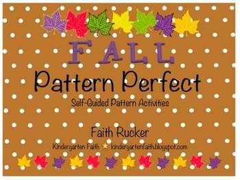 Fall Pattern Perfect - A Self Guided Pattern Design Unit