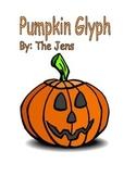 Fall Pumpkin Glyph