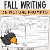 Fall Writing Prompts {Picture Prompts}
