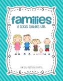 Families - A Social Studies Unit