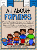 Families- a mini unit