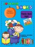 Family Book Night--Pumpkin Countdown