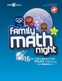 Family Math Night Grades K-8