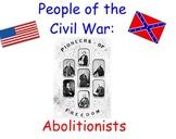 Famous Abolitionists - Smartboard Lesson