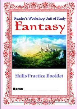 Fantasy Reader's Workshop Unit - Independent Reading