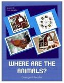 Farm Animals Emergent Reading Book