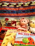 Farm Animals-Take home literacy bag