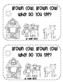 Farm Emergent Reader-Brown Cow, Brown Cow, What Do You See?