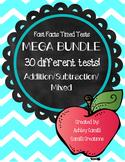 Fast Fast MEGA Bundle: Addition and Subtraction