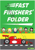 Fast Finishers' Folder – Middle Grades