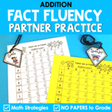 Math Fact Fluency {Addition}