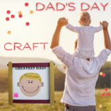 Father's Day Frame Craft