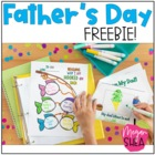 Father's Day Printable Activities FREEBIE