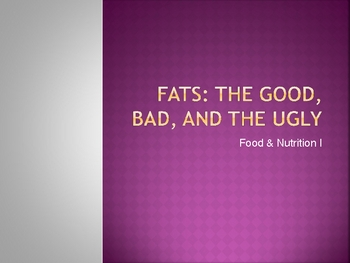 Fats Presentation