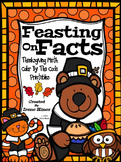 Feasting On Facts: Thanksgiving Color By The Number Code N
