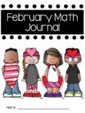 February Math Journal