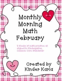 February Morning Math