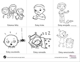 Feelings Spanish Lesson-Sentimientos
