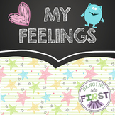 Feelings- a monster thematic unit