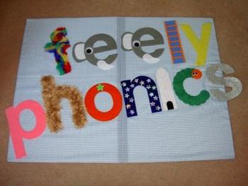 Feely Phonic Alphabet Set