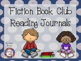 Fiction Book Club Reading Journal