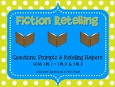 Fiction Retelling Helpers