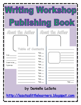 Fiction and Nonfiction Publishing Templates