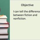 Fiction vs. Nonfiction