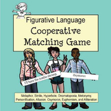 Figurative Language Cooperative Matching Game