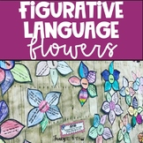 Figurative Language Flower Craftivity