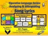 Figurative Language Song Lyrics Analyzing and Interpreting