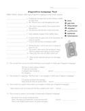 Figurative Language Test