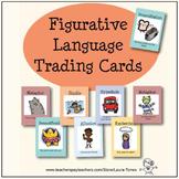 Figurative Language Trading Cards